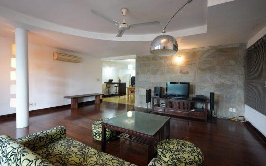Rooftop apartment in Ho Chi Minh City