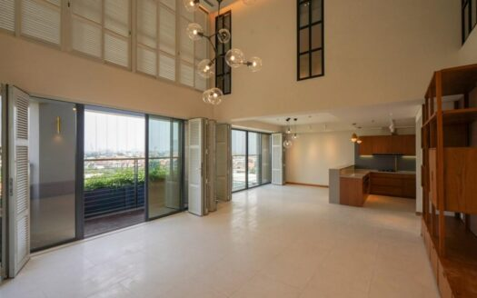 duplex apartment in Ho chi minh city