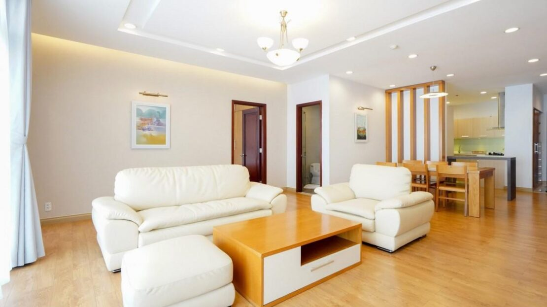 Apartment for rent at the BP compound (APSC)