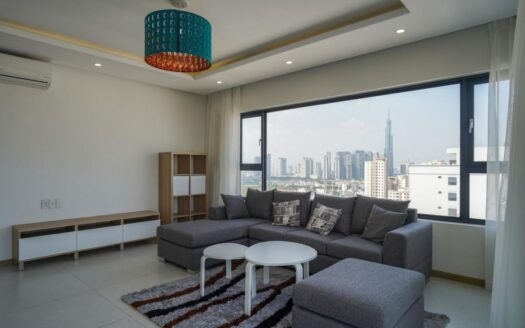 High floor apartment in Saigon - New City
