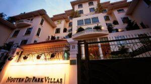 Nguyen Du Park Villas 2
