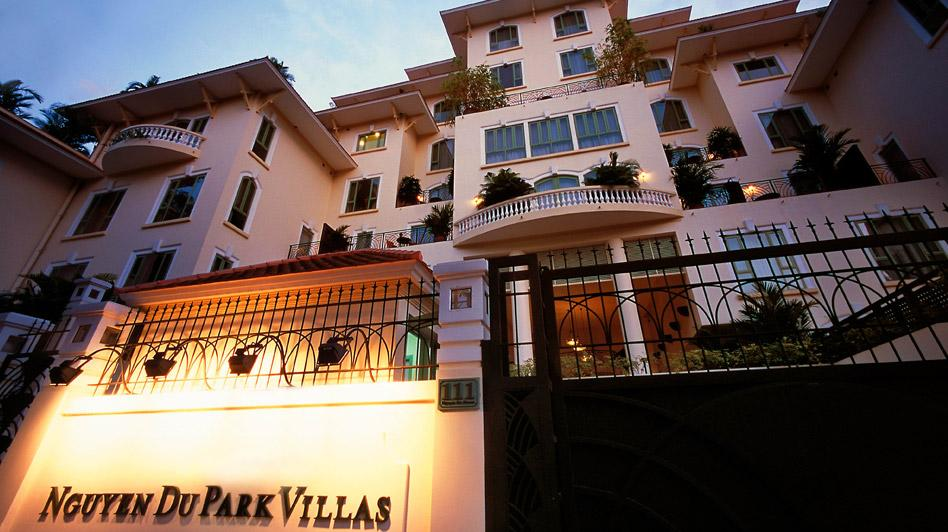 Nguyen Du Park Villas | Luxury apartments in Ho Chi Minh City 10
