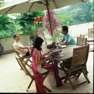 Nguyen Du Park Villas 8