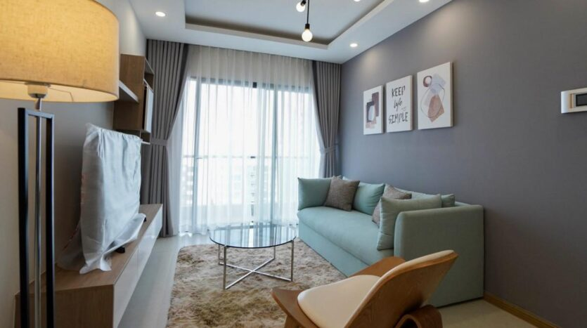 Neatly furnished apartment in Saigon