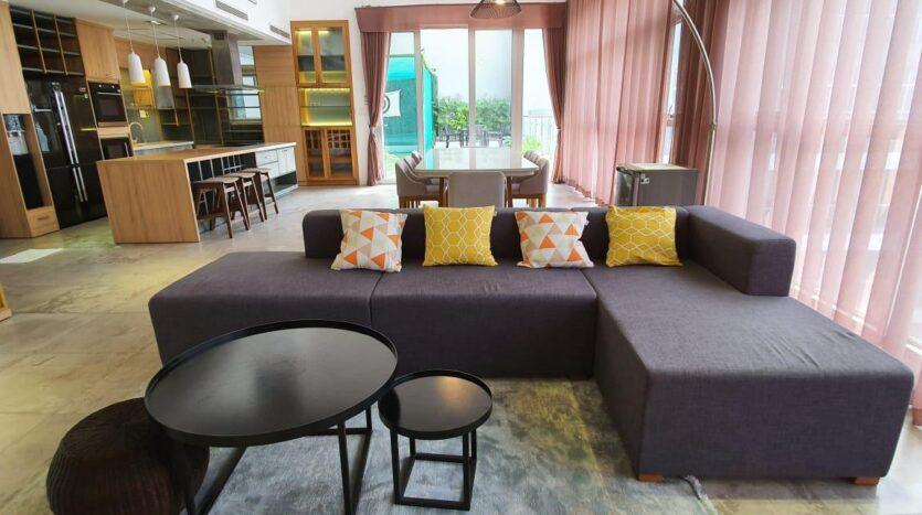 Saigon Airport Plaza - Penthouse
