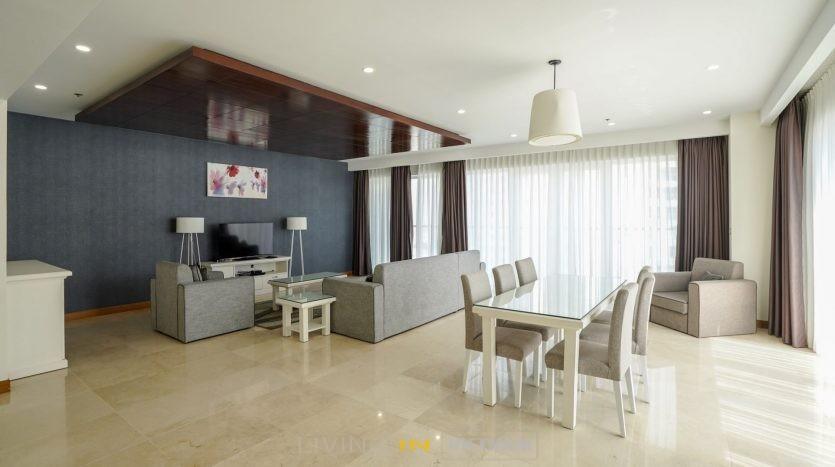 Saigon Luxury Apartment - 4 bedrooms duplex - Diamond Island