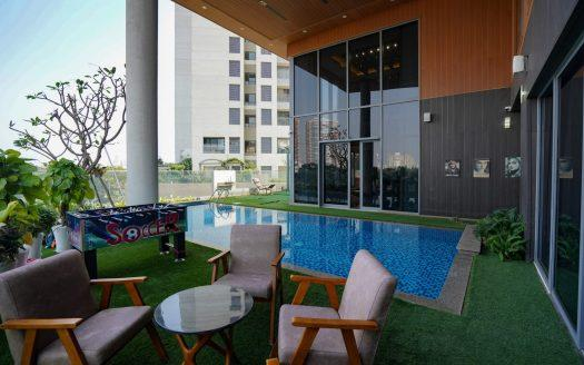 Saigon Luxury Apartment - 4 bedrooms pool Villa - Diamond Island