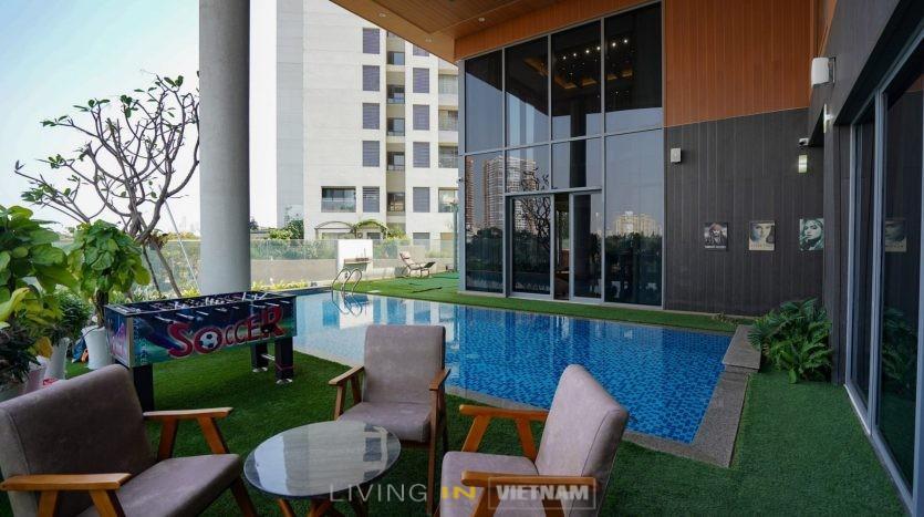 Saigon Luxury Apartment - 4 bedrooms pool Villa - Diamond Island