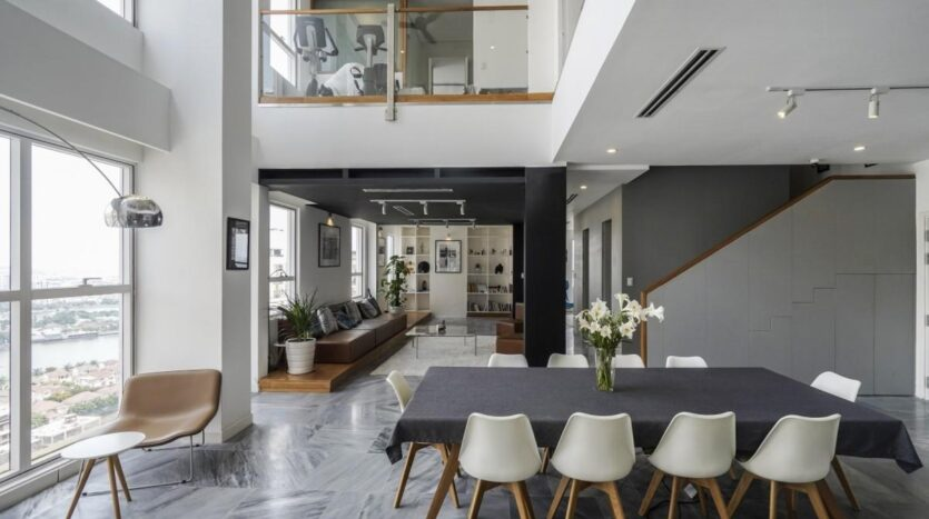 luxury apartment in saigon for sale