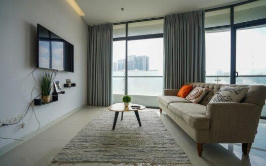 Saigon apartment - 2 bedrooms - City Garden