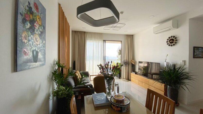 Saigon flat - 2 bedrooms - Masteri Millennium