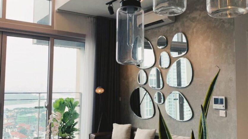 Saigon flat - 3 bedrooms duplex - Estella Height