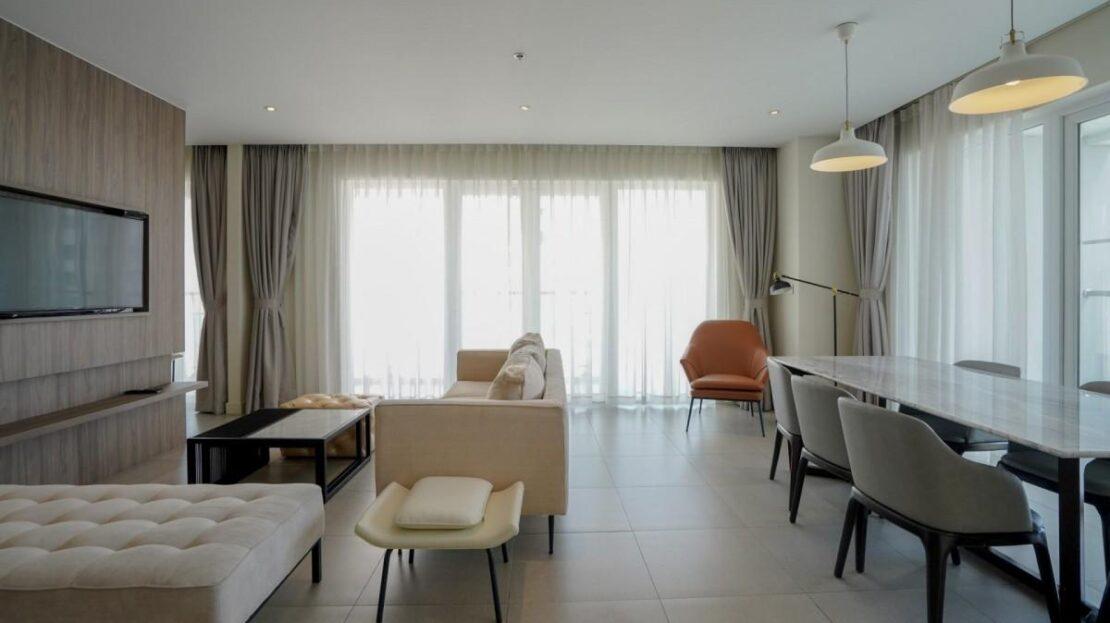 3 bedrooms - Saigon Apartments- Diamond Island