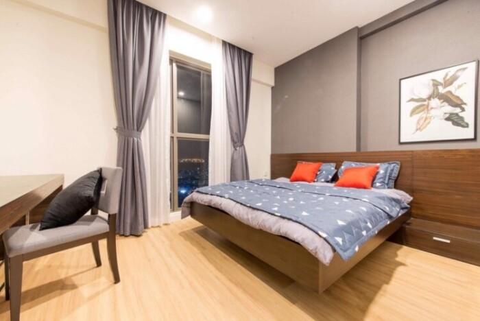 masteri millennium  2 bedrooms  saigon apartments