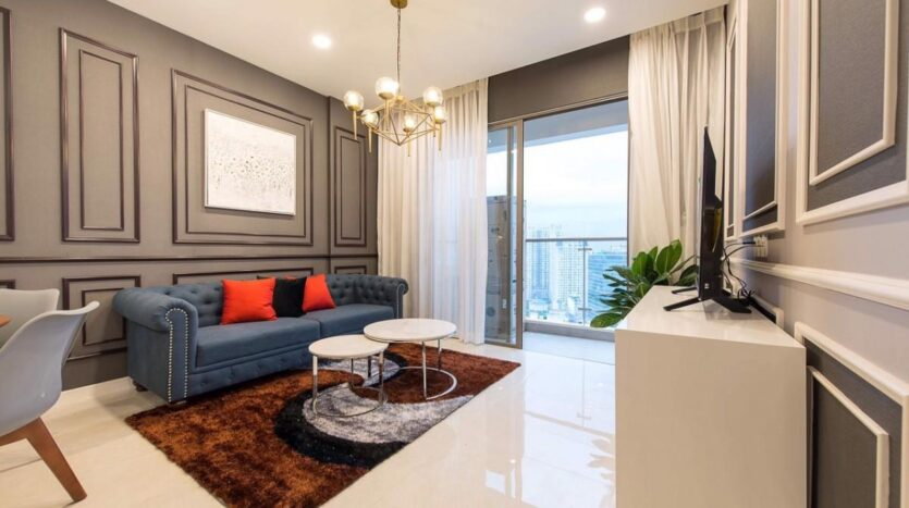 Masteri Millennium -2 bedrooms - Saigon Apartments