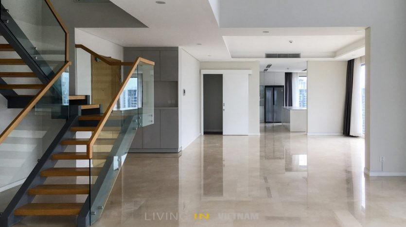 4-bedroom apartment in Ho Chi Minh CIty