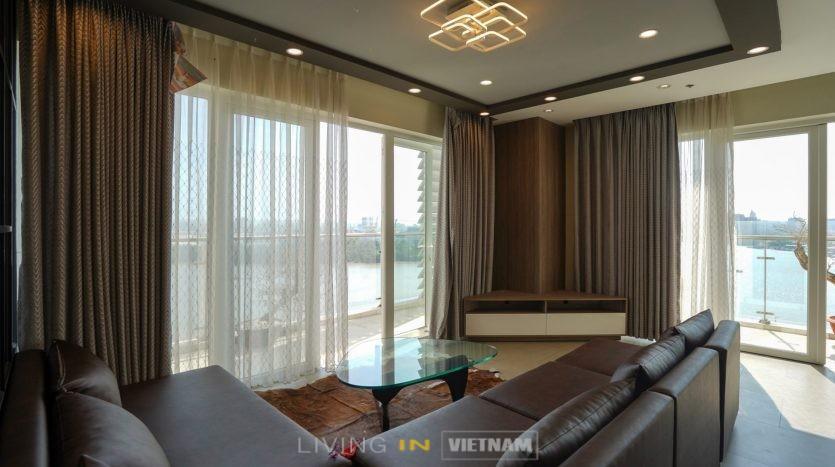 Duplex in Ho Chi Minh city- Diamond Island