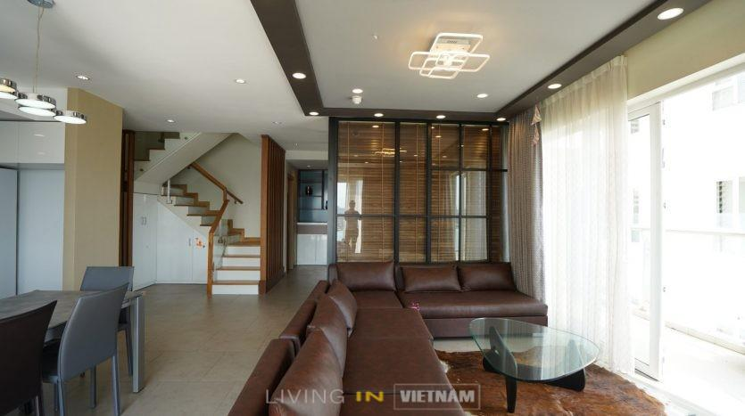 Duplex in Ho Chi Minh city