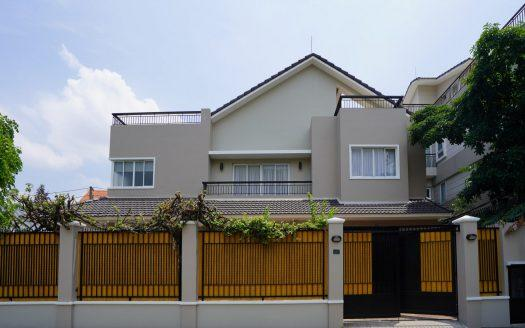 House on Tran Nao for rent