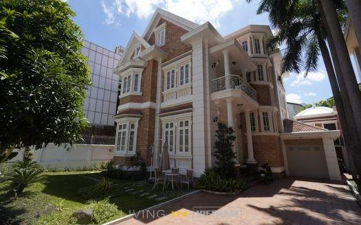 ID: 1767 | 4-Bedroom villa for rent in An Phu, district 2 1