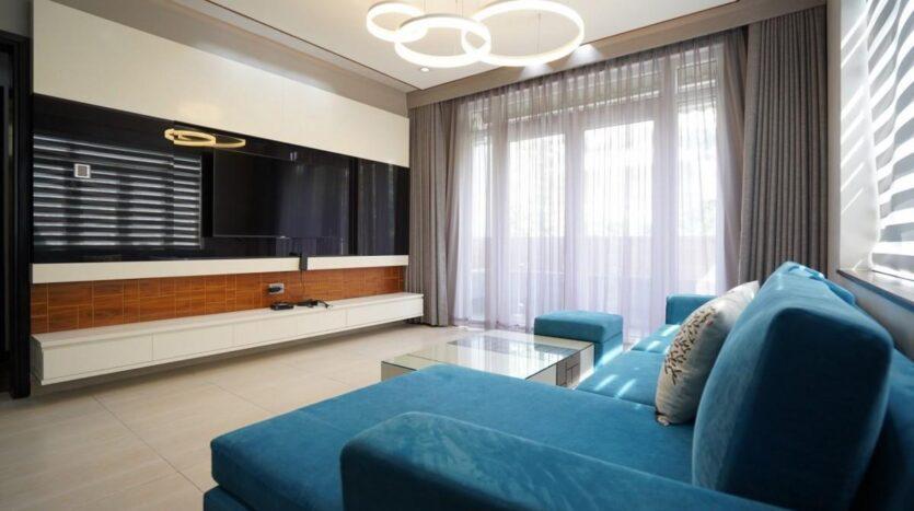 New modern house in Thao Dien