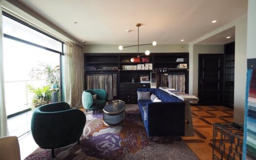 Large 2 bedroom apartment in Thao Dien