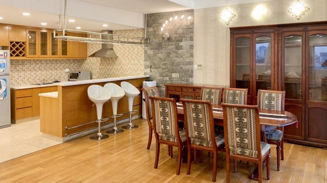 River Garden | Large apartment rent 3 bedrooms apartment
