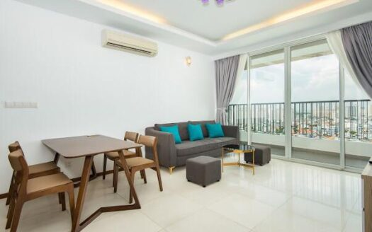 Thao Dien apartment 2 bedrooms