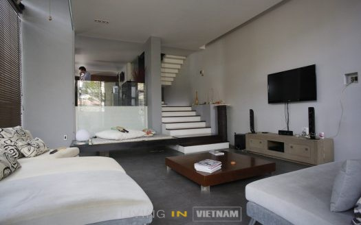 modern architectural rentals in Saigon