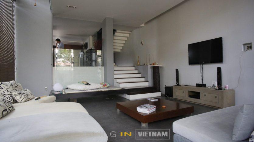 modern architectural rentals in Saigon
