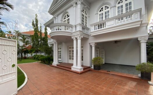 French style villa In Thao Dien