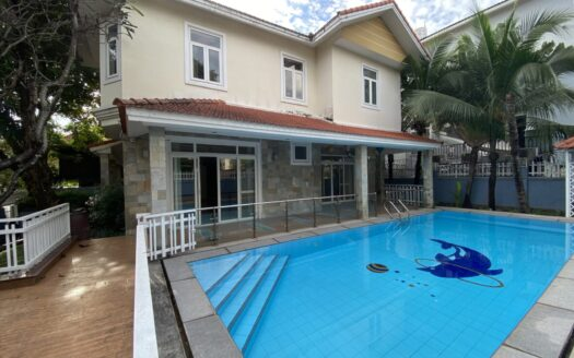 Luxury and modern house in Thao Dien