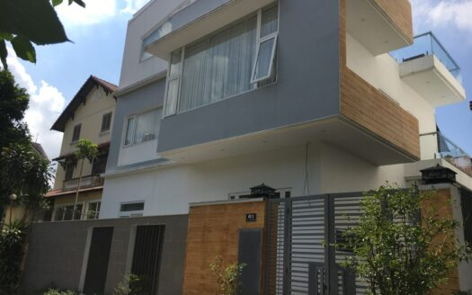 Modern house in D2 saigon