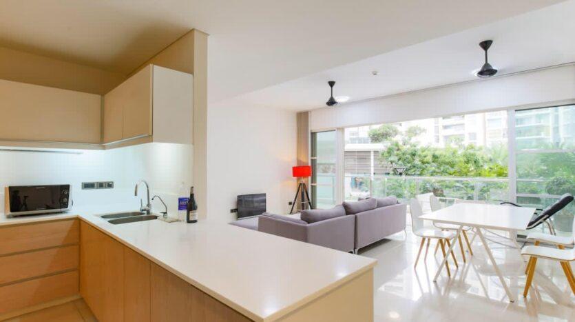 The Estella apartment