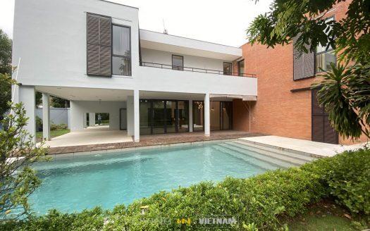 ID: 703 | Modern villa in D2, Saigon 1