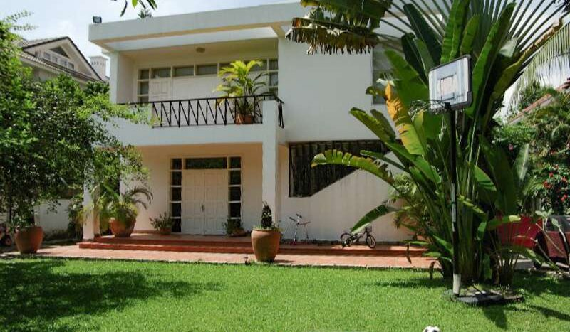 Saigon Rentals - 3 bedroom house on Tran Nao