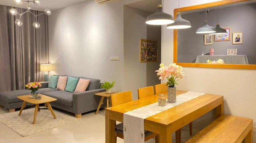 The Vista An Phú 3 bedroom apartment