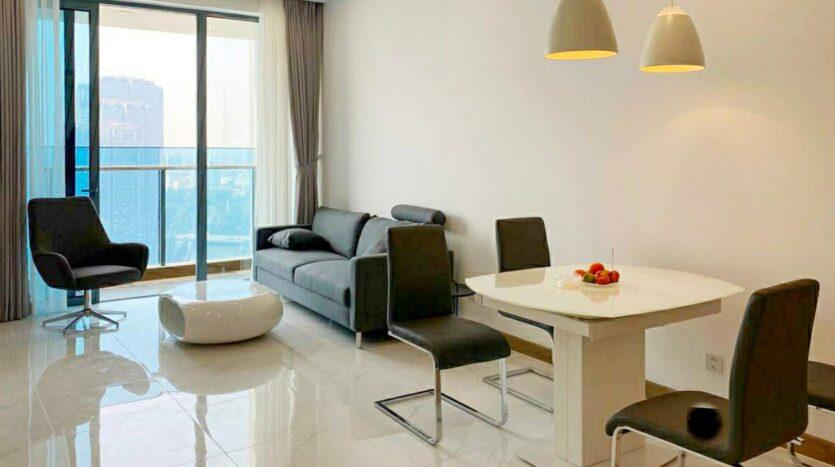 furnished flat Sunwah Pearl