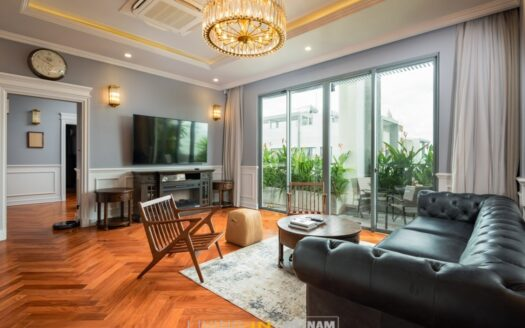 Masteri An Phu penthouse 3 bedrooms furnished