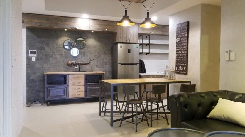 Masteri Thao Dien apartment rent
