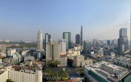 Saigon apartment with an amazing view