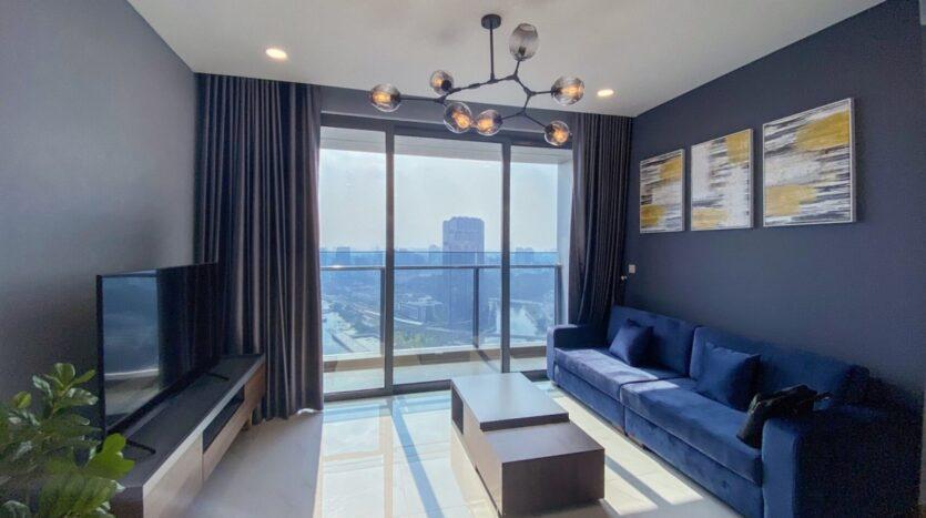 Sunwah Pearl apartment rent