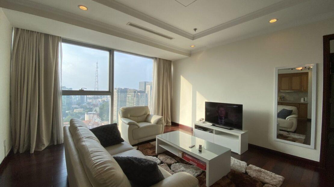 Vincom Dong Khoi 2 bedroom apartment for rent