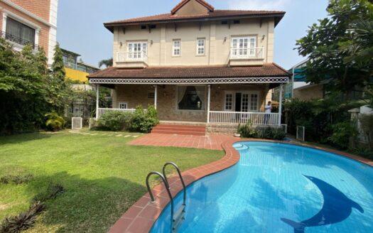 Saigon house rent