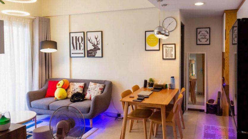 Masteri Thao Dien rentals 2 bedroom apartment