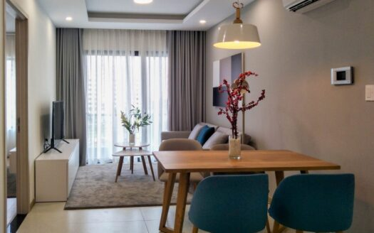 New City 2 bedroom apartment HCMC rentals