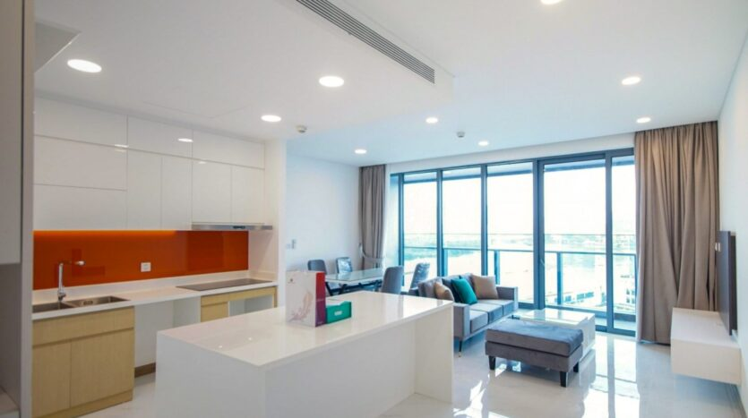 Sunwah Pearl 2 bedroom apartment Silver House