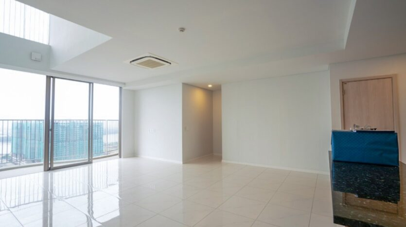 Foreign quota: Waterina Suites 3 bedroom apartment for sale