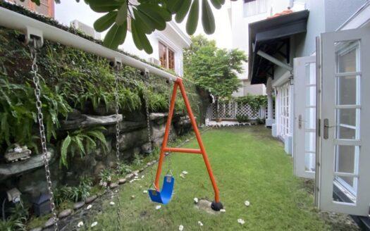 ID: 513 | 4-Bedroom house in Thao Dien 3