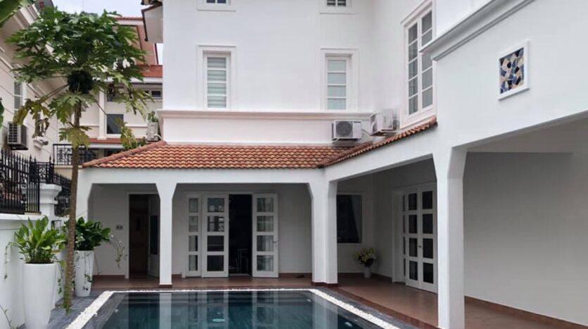 villa rentals in Thao Dien